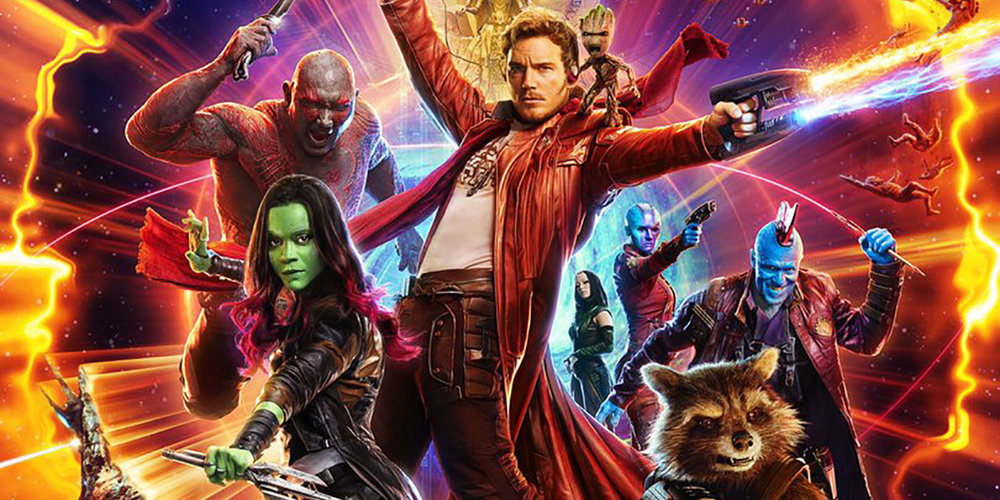 Video: Actor de 'Guardians of the Galaxy, Vol. 2' se duerme en pleno set