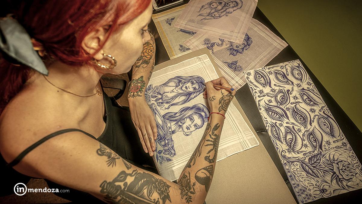 Julia Pascual, la tatuadora – INmendoza