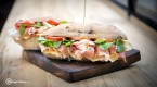 Union sandwich jamon crudo- Inmendoza
